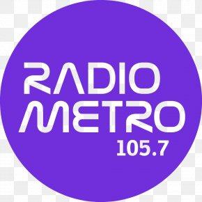Radio Station Logo - Gold Coast 4MET Internet Radio FM Broadcasting PNG
