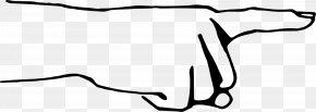 Index Finger Clip Art PNG