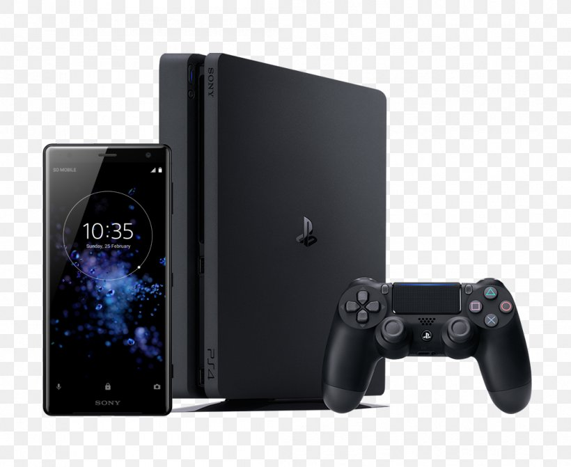 Sony PlayStation 4 Slim Sony PlayStation 4 Pro Video Game Consoles Video Games, PNG, 1046x856px, Playstation, Dualshock, Dualshock 4, Electronic Device, Electronics Download Free
