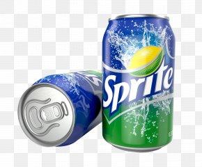 Sprite Can - Soft Drink Sprite Coca-Cola Fanta Pepsi PNG