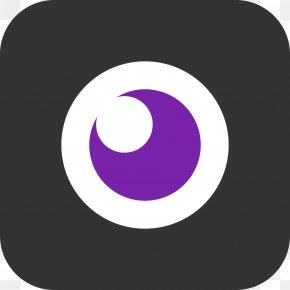 Web Camera - Violet Purple Magenta Logo PNG