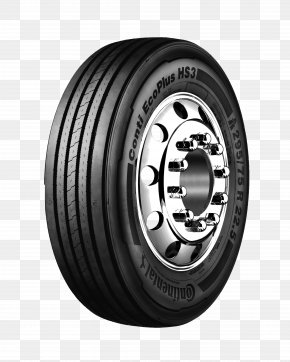 Car Tires - Car Continental AG Tire Truck Traction PNG