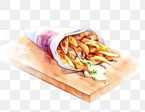 Sandwich Street Food - Junk Food Cartoon PNG