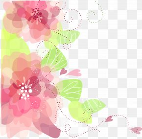 March - Watercolor Painting Clip Art PNG