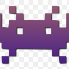 Space Invaders - Color Space Invaders Video Game Pac-Man Arcade Game PNG