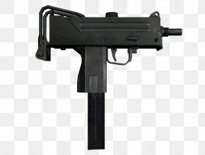 Max Payne - Weapon Machine Pistol MAC-11 MAC-10 Submachine Gun PNG