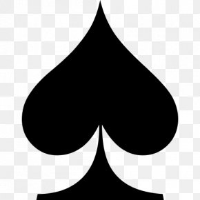 Queen Of Spades - Ace Of Spades Playing Card PNG