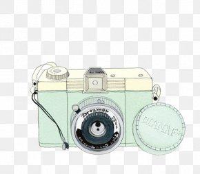 Camera - Camera Drawing Photography Vintage Clothing Illustration PNG