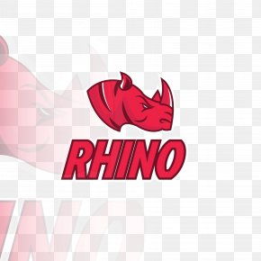 Red Flags Vector Rhino PNG
