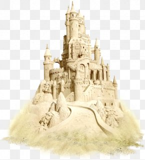 Castle Photos - Sand Art And Play PNG