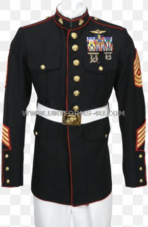 Dress Uniform - Uniforms Of The United States Marine Corps Dress Uniform Army Officer PNG