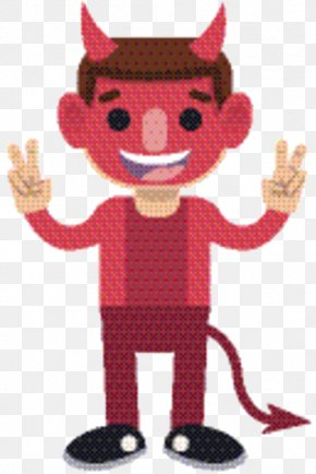 Character Created By Headgear - Cartoon Character Mascot Pattern Headgear PNG