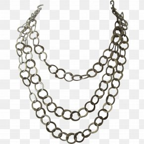 Chain - Chain Necklace Gold Jewellery Sterling Silver PNG