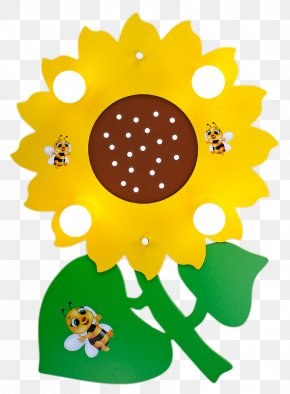 Light - Common Sunflower Light Ceiling Yellow Nursery PNG