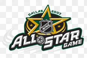 Nhl - 2007 National Hockey League All-Star Game Logo Brand Iron-on PNG