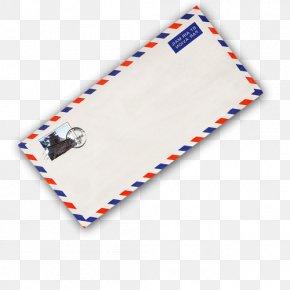Envelope - Envelope Letter Postage Stamp Stationery Postmark PNG