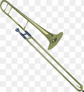 Trombone - Trombone Clip Art PNG