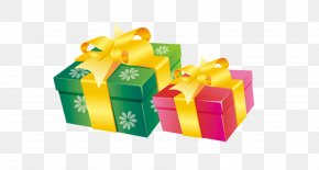 Box - Creative Christmas Book Gift Child PNG
