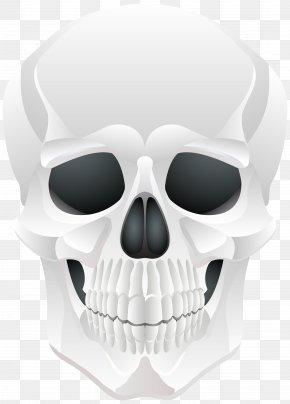 Halloween Skull Clip Art - Halloween Skull Clip Art PNG