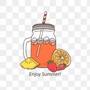 Fresh Fruit Juice - Orange Juice Fruit Strawberry Juice PNG