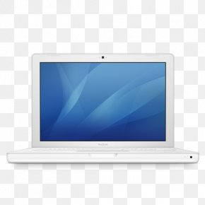 Macbook White - Computer Monitor Display Device Electronic Device PNG