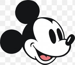 Mickey Mouse - Mickey Mouse Minnie Mouse The Walt Disney Company Machine Embroidery PNG