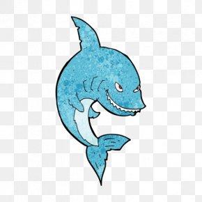 Cartoon Shark Material - Shark Cartoon Royalty-free Illustration PNG
