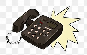 Hand Electronic Device - Telephone Technology Electronic Device Hand Clip Art PNG