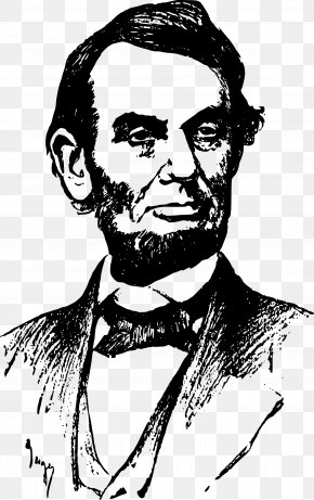 Side Profile - Abraham Lincoln Lincoln Memorial President Of The United States Clip Art PNG