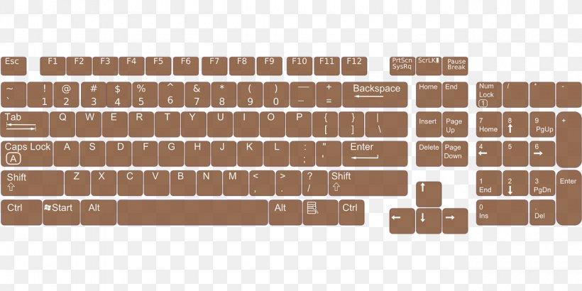Computer Keyboard Keyboard Layout Clip Art Png 1280x640px Computer Keyboard Apple Keyboard Brick Brown Control Key