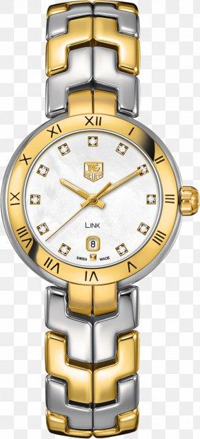 Watch - Automatic Watch TAG Heuer Quartz Clock Jewellery PNG