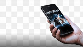 Galaxy S7 Edge - Edge Telephone Samsung Smartphone Android PNG