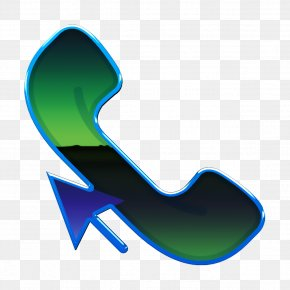 Symbol Electric Blue - Interaction Assets Icon Phone Call Icon Telephone Icon PNG