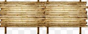Wooden Billboards Billboard Signs - Lumber Wood Billboard Advertising Plank PNG