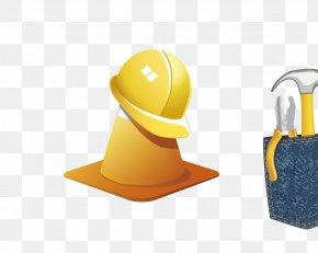 Helmet - Construction Site Safety Hard Hat PNG