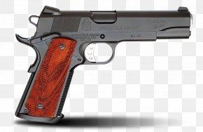 Handgun - Springfield Armory M1911 Pistol .45 ACP HS2000 PNG