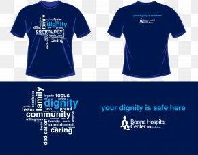 T Shirt Branding - T-shirt Advertising Graphic Design Sleeve PNG