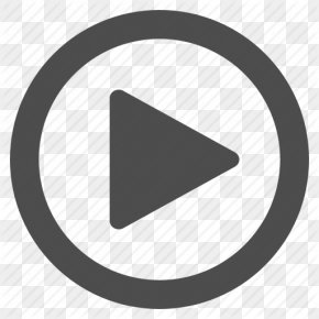 Icon Play Button - YouTube Play Button Clip Art PNG