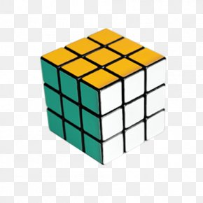Rubik's Cube - Rubiks Cube Puzzle Speedcubing Three-dimensional Space PNG