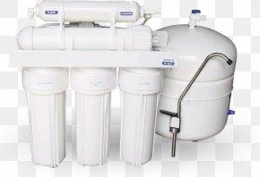 Reverse Osmosis - Water Filter Water Softening Reverse Osmosis Water Treatment PNG