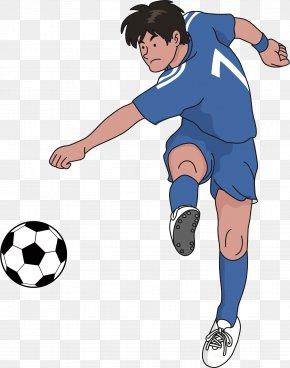 Soccer Ball - Football Kick Shooting Clip Art PNG