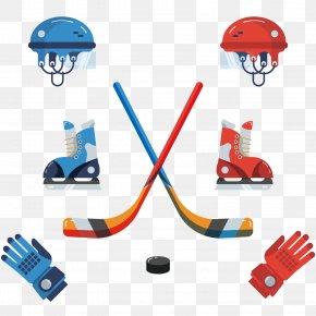 Hockey Elements - Ice Hockey Euclidean Vector Floor Hockey PNG
