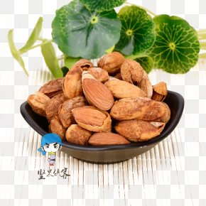 Almond Lotus Leaf - Nut Apricot Kernel Almond PNG