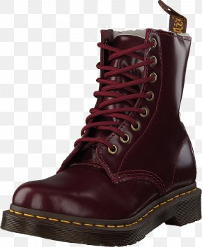 Dr Martens - Motorcycle Boot Slipper Leather Brown PNG