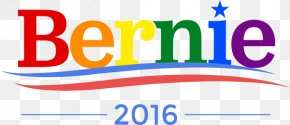 United States - US Presidential Election 2016 President Of The United States Bernie Sanders Presidential Campaign, 2016 Logo PNG