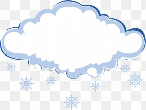 Snow Icon - Cloud PNG