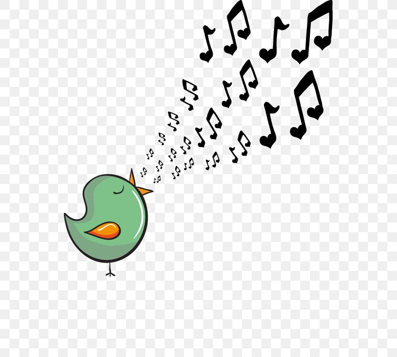 Musical Note Download Cartoon, PNG, 555x738px, Watercolor, Cartoon, Flower, Frame, Heart Download Free