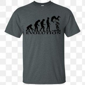T-shirt - Printed T-shirt Hoodie Sleeve Gildan Activewear PNG