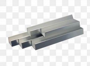 Aluminum Transparent Background - Aluminium Oxynitride Metal Angle Tube PNG