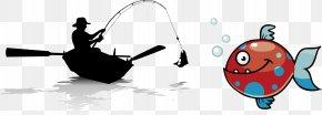 Genius Fishing - Fishing Vessel Angling Drawing PNG